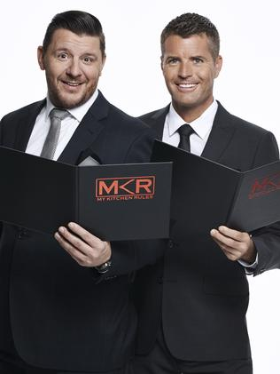 MKR is heading into series seven in 2016. Picture: Seven