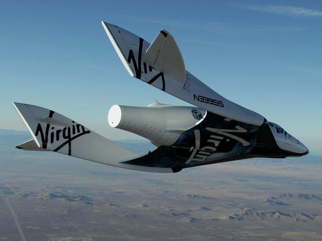 Virgin Galactic: $250k ticket to oblivion?