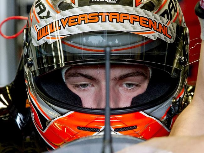 Dutch racing driver Max Verstappen will become the youngest driver in Formula 1 history.
