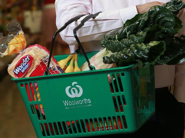 Woolies unveils $1.235 billion loss