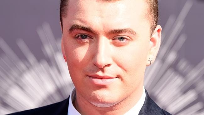 Sam Smith at the 2014 MTV Video Music Awards.