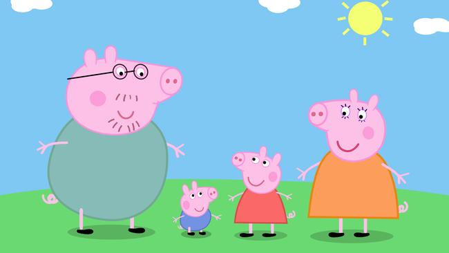 Peppa Pig / Picture: Supplied