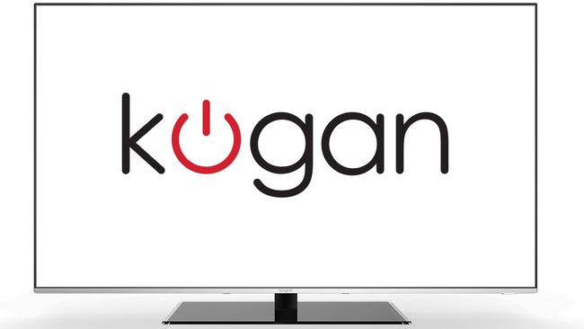 Kogan's TVs are often great value for the money.