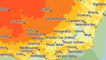 Image result for the age victoria heatwave today