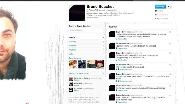 Bruno Bouchet twitter