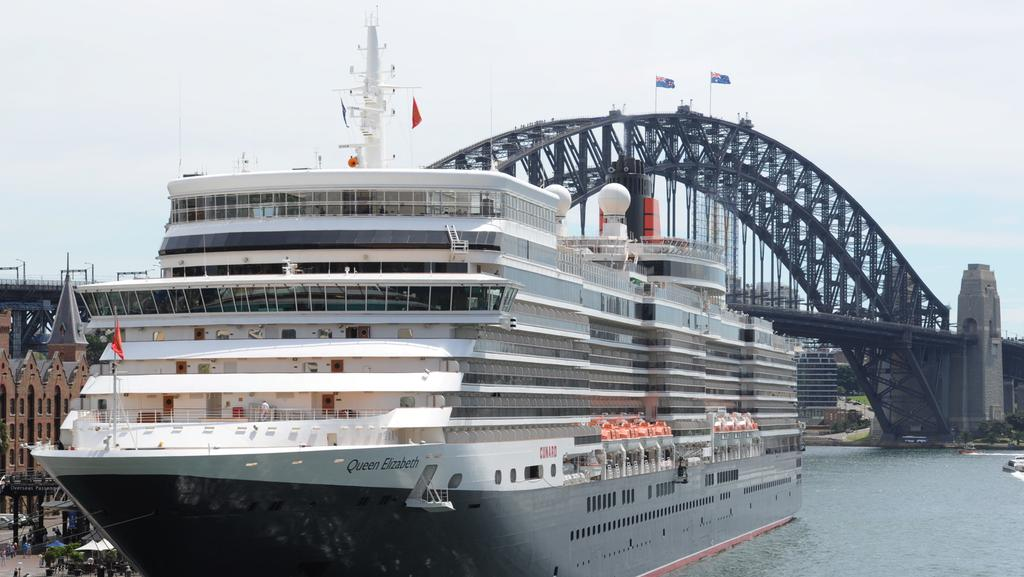Cunard Cruise Ship Queen Elizabeth To Spend A Record Two Months In Australia Escape