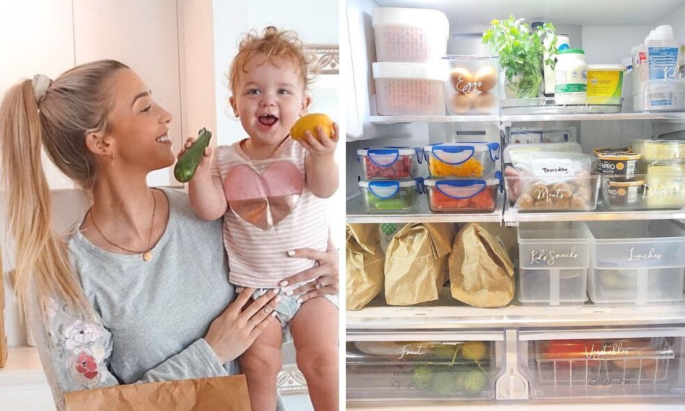 Organise your fridge like a pro