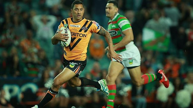 The Wests Tigers are preparing for life without Benji Marshall who switched codes to Rugby Union.