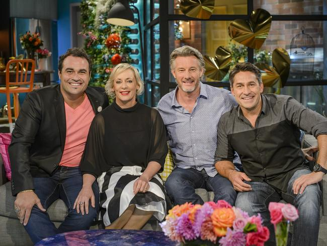 I m a celebrity australia jamie durie reveals why he ll for The living room channel 10 tonight