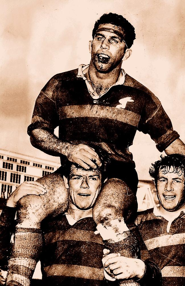 John Sattler will be remembered forever for playing the 1970 grand final with a broken jaw.