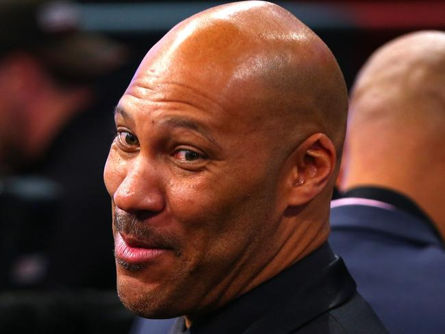 LaVar Ball. He somehow became a thing and we are all dumber for it.