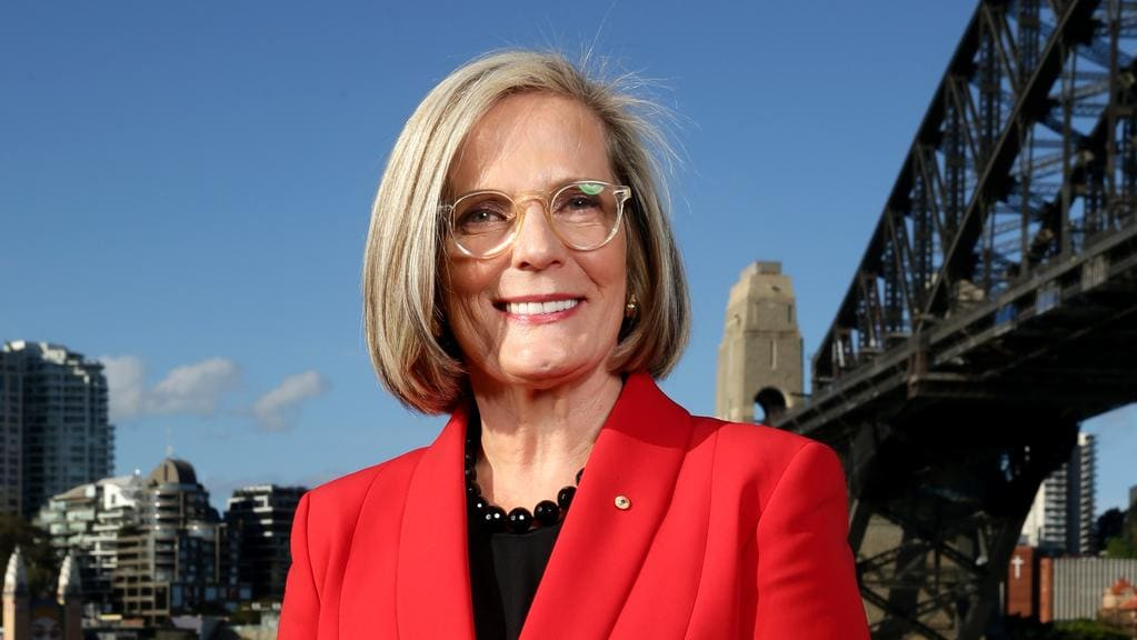 Lucy Turnbull.