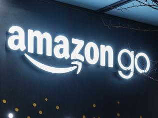 Amazon has launched the Amazon Go trial supermarket where high-tech sensors mean customers just grab products off the shelf and go, paying directly through their Amazon account. Picture: Amazon