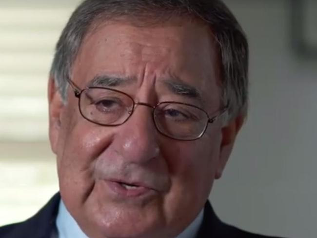 Former US Secretary of Defence Leon Panetta.