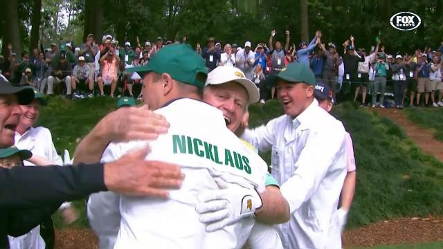 2018 Masters; Jack Nicklaus grandson hits hole-in-one ...