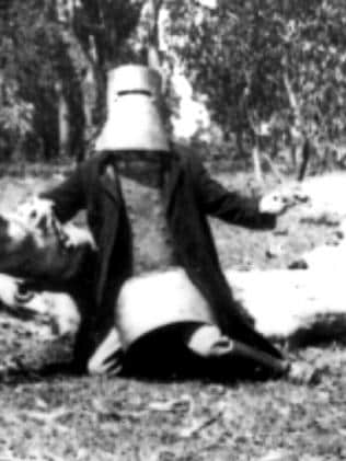 Ned Kelly movie hit screens in 1906.