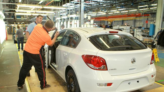 coalition plan to fund automotive industry internships for jobless youth