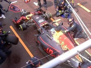 How Red Bull 'screwed' Ricciardo's pit stop