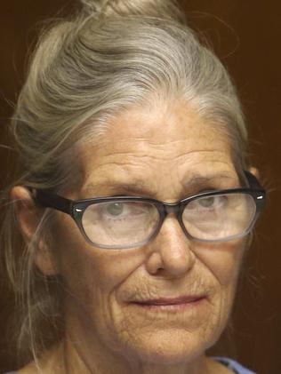 Leslie Van Houten is now 68. Picture: AP