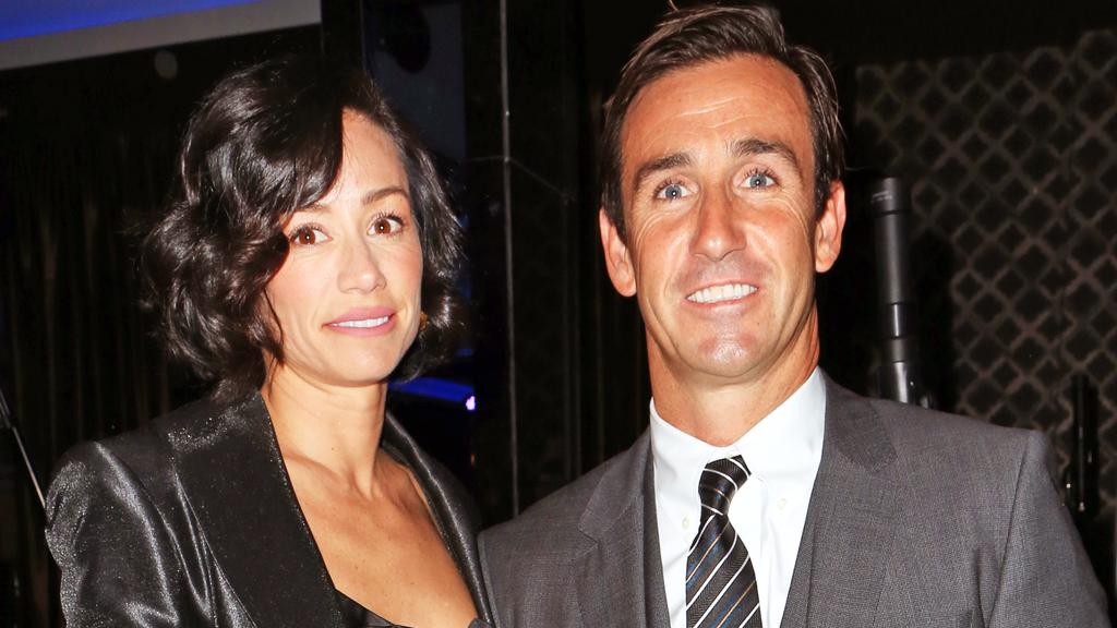 Former boyfriend and girlfriend: Andrew 'Joey' Johns and Satsuki Michell