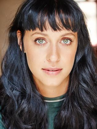 Australian actor Jessica Falkholt is being farewelled today.