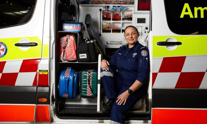 A paramedic reveals the one thing she is hyper-vigilant about with her kids