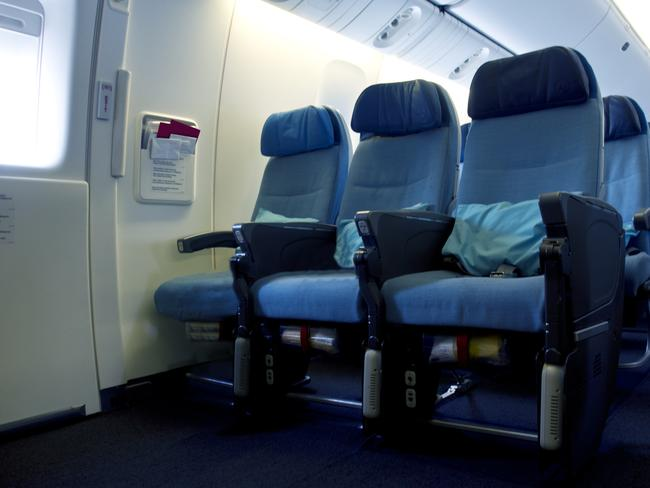 An empty row may not be great news.