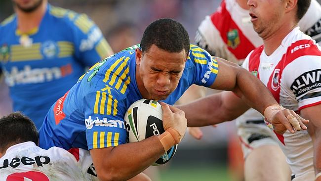 Is Will Hopoate on the verge of a return to the State of Origin arena?Picture Gregg Porteous