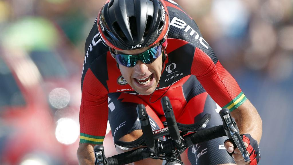 Rio olympics 2016 richie porte sets sights on medals for Richie porte tour de france
