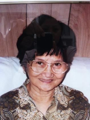 Victim: Urbana Alipio (79) in undated copy photo, who later died in Liverpool Hospita.