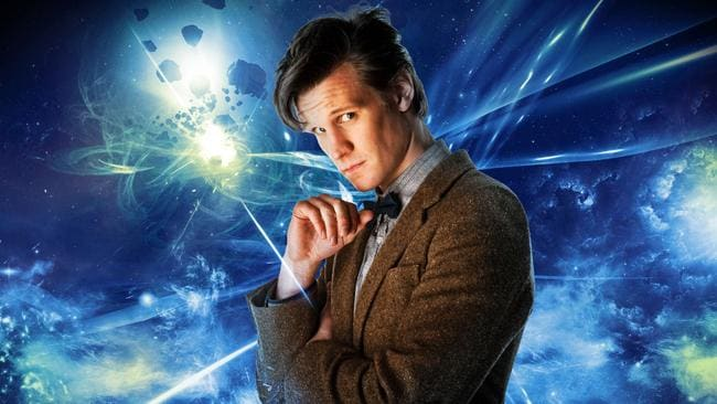 Twist of fate ... Matt Smith really wanted the part of Watson but missed out on landing it. Good thing — a week later he was cast in Dr Who. Picture: Supplied