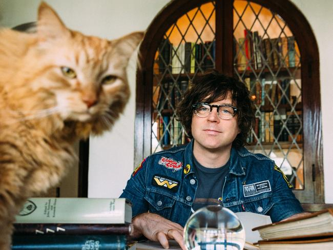 Ryan Adams criticised Ms Court's stance, ahead of playing a show at the arena named after her tonight.