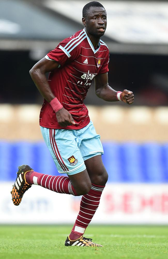 Cheikhou Kouyate will have an important role to play for the Hammers.