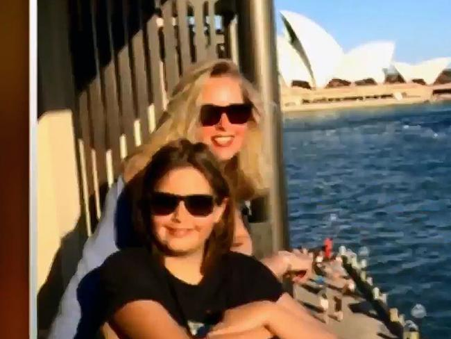 Emma Bowden and her daughter Heather were both killed in the crash. Picture: Facebook.