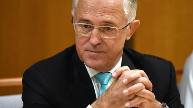 Prime Minister Malcolm Turnbull will unveil the defence white paper on Thursday. Picture: AAP/Mick Tsikas