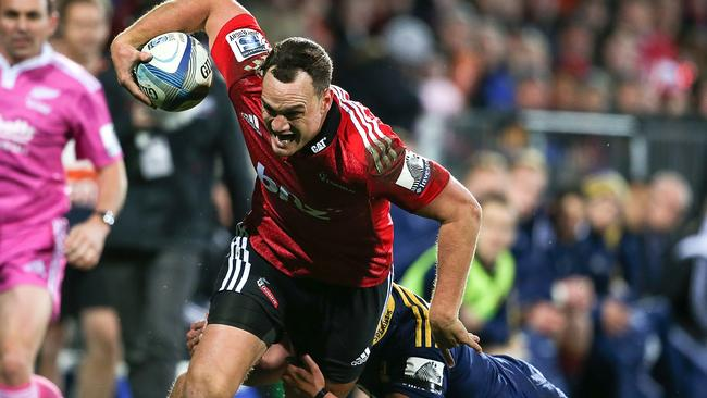 Israel Dagg looks to have shaken off the knee injury that ended his June Test campaign.