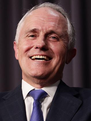 Malcolm Turnbull has sent the polls up after taking over as PM. Picture: Getty