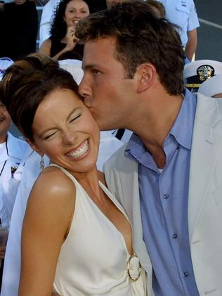 Rumours ... Kate Beckinsale and Ben Affleck were reported to have started dating. Picture: Supplied