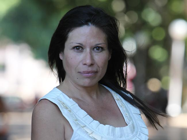 Accuser ... Tonya Lee claims to have been sexually assaulted by Australian entertainer Rolf Harris.