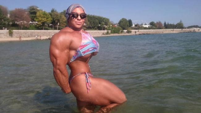 Natalia Kuznetsova: World's scariest female bodybuilder is