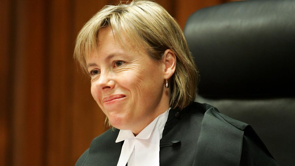 Justice Helen Wood resigned her appointment as a magistrate on November 8, 2009, and was appointed to the Supreme Court the following day.