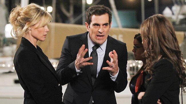"Ty Burrell, in ""Modern Family"""