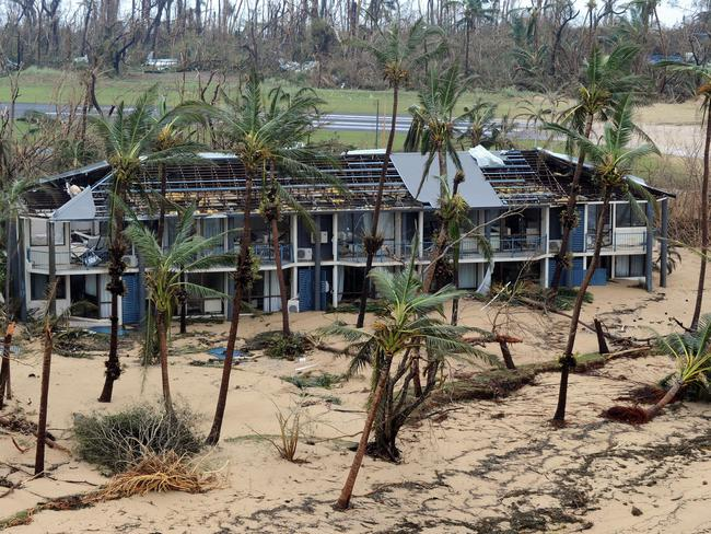 Dunk Island Holidays: 2014-15 Tropical Cyclone Outlook: Only One Cyclone To