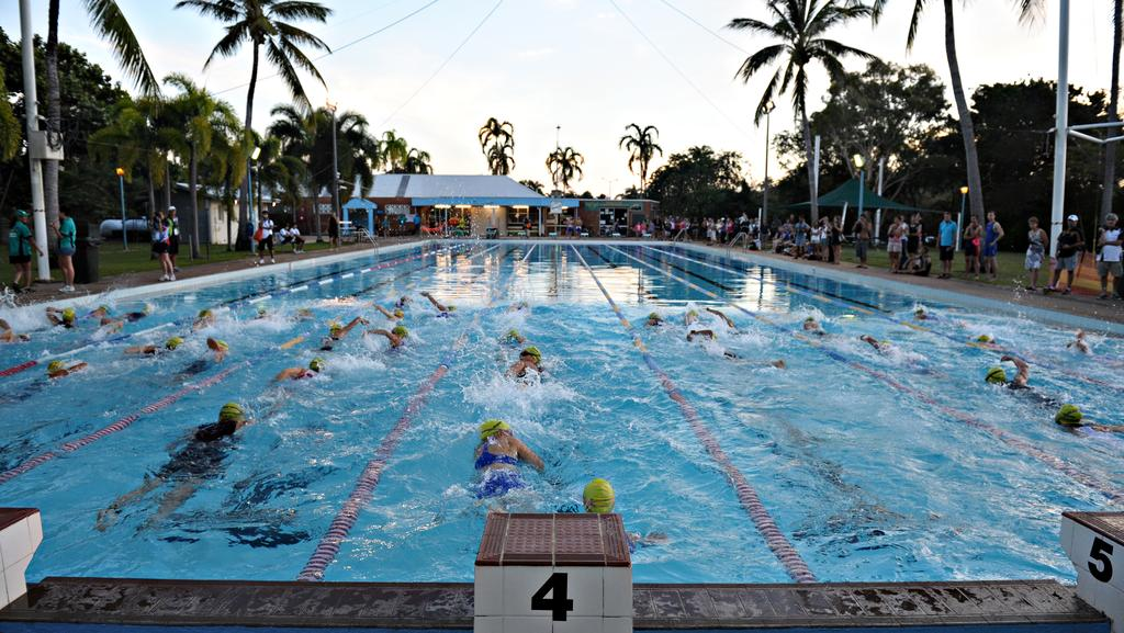 parap pool to close for a year to redevelop it into fina compliant pool the courier mail