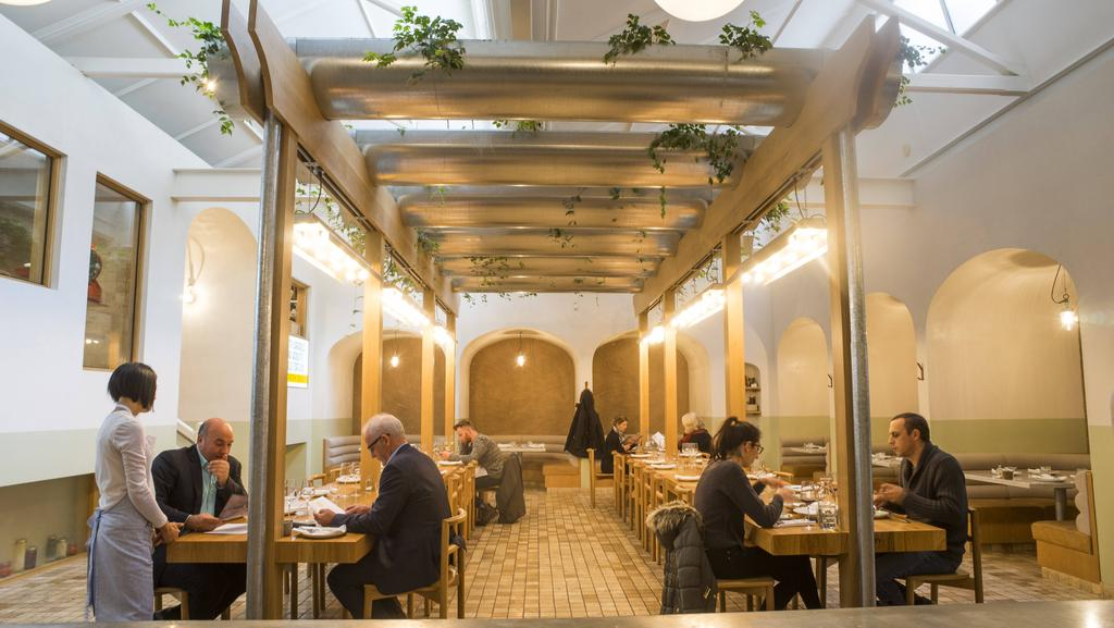 Osteria Oggi Has Scooped A Major International Design Award Photo Nick Clayton