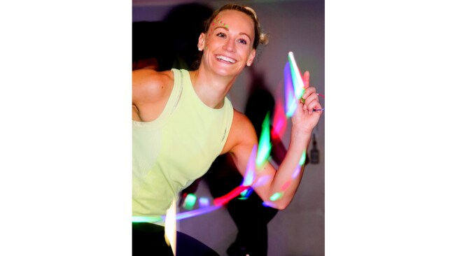 Image: Supplied. Clubbercise.