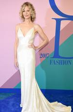 Meg Ryan attends the 2017 CFDA Fashion Awards at Hammerstein Ballroom on June 5, 2017 in New York City. Picture: Dimitrios Kambouris/Getty Images/AFP