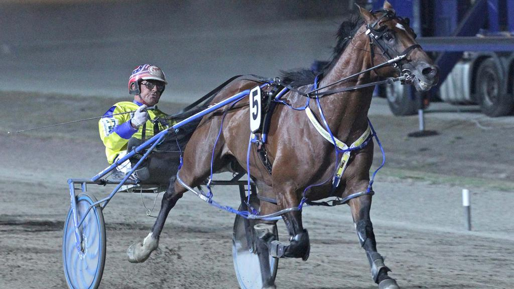 Lennytheshark is suffering from a foot abscess but remains in the final for the time being. Picture: Stuart McCormick