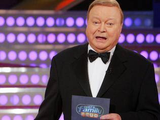 Face of Feud ... Bert Newton