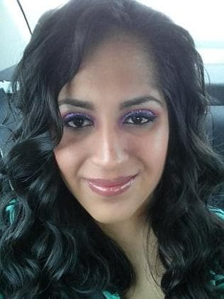 The body of Janet Mejia, 28, was found with a gunshot wound after going missing. Picture: Janet Mejia